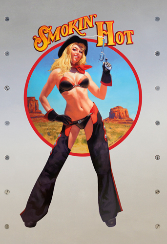 Smokin Hot - Photo Print, Greg Hildebrandt