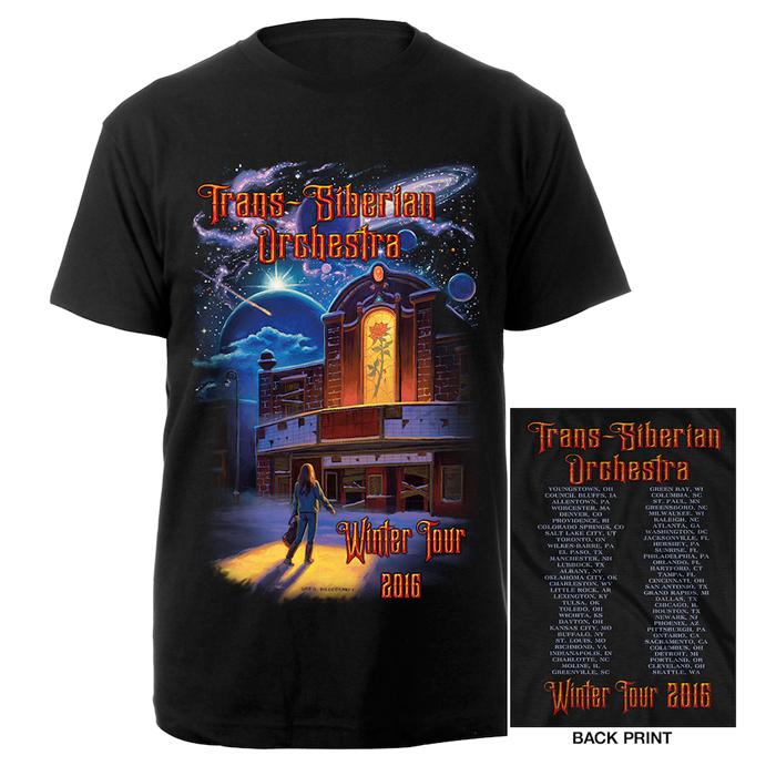 Trans Siberian Christmas Tour  Shirt