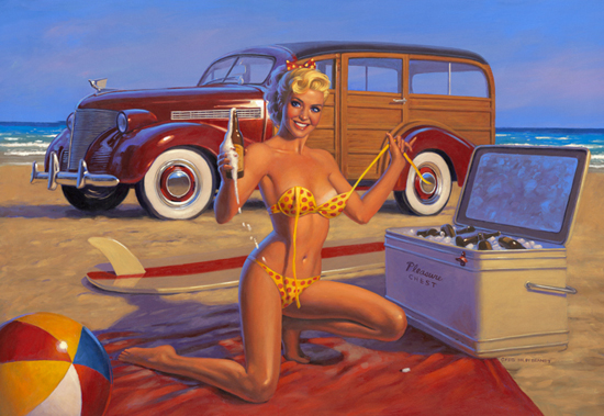 Pleasure Chest - Photo Print, Greg Hildebrandt