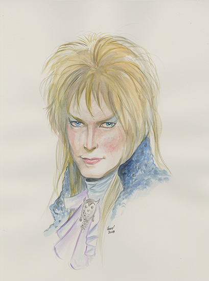 The Beauty of Evil: Jareth the Goblin King, Holly Golightly