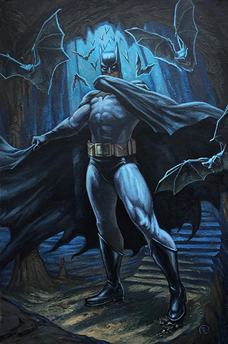 I am the Night!, Mark Romanoski
