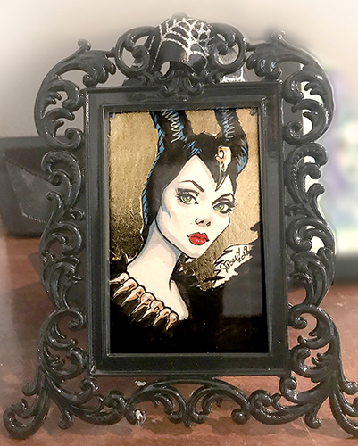 Maleficent , Holly Golightly