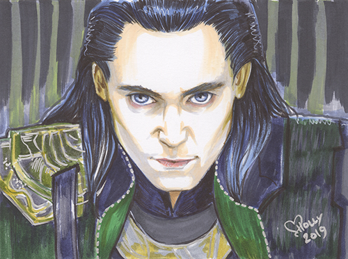 Loki, Holly Golightly