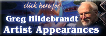 Greg Hildebrandt News & Appearances