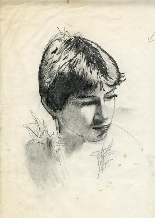 M J Sketch Images 麥可傑克森的才�...