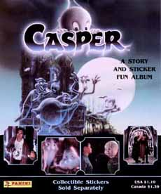 Casper stickers
